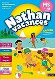 Cahier de Vacances 2018 de la Moyenne Section vers la Grande Section - Maternelle 4/5 ans