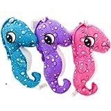 Varios colores caballito de mar de peluche (22cm)