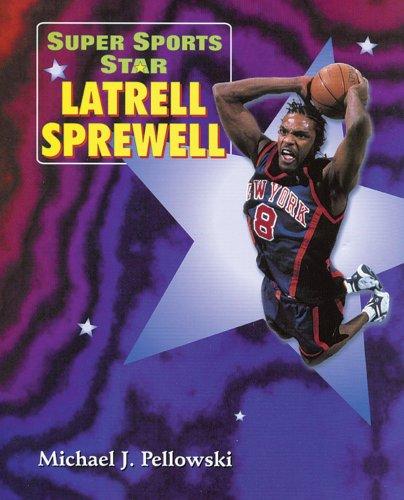 Latrell Sprewell (Super Sports Star) por Michael J. Pellowski