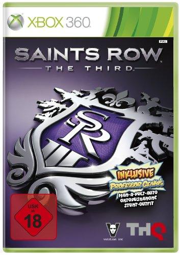 Saint's Row: The Third (Saints Row-spiele Für Xbox 360)