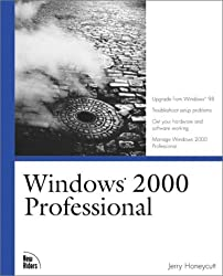 Inside Windows 2000 Professional (Inside Windows Guides) by Jerry Honeycutt (2000-04-18)