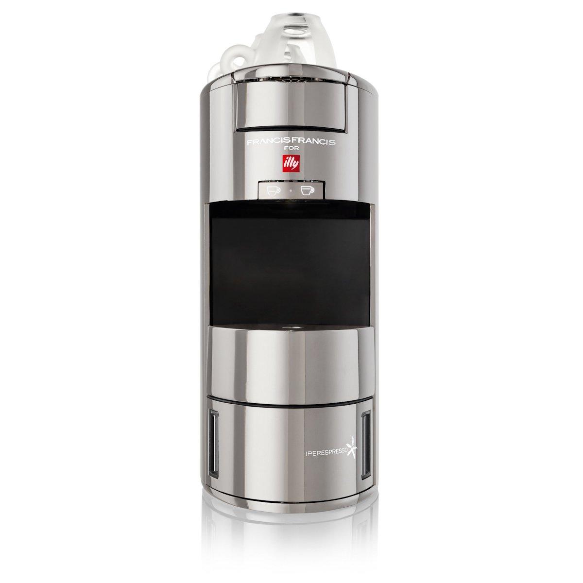 Illy X9 IPERESPRESSO - Caffettiere (freestanding, macchina da caffè ...