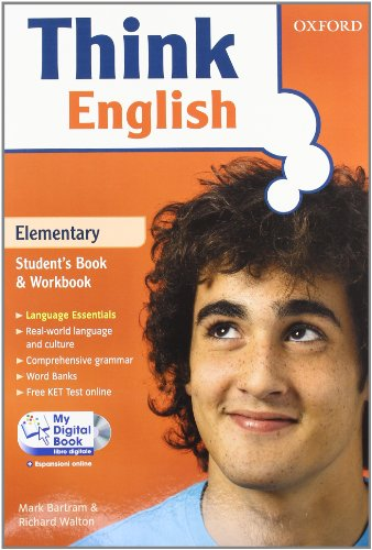 Think English. Elementary. Student's book-Workbook-Culture book-My digital book. Con espansione online. Per le Scuole superiori. Con CD-ROM