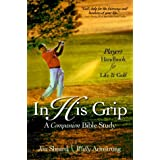 PLAYER'S HANDBOOK FOR LIFE & GOLF IN HIS GRIP A COMPANION BIBLE STUDY by Jim Sheard (1999-09-02)