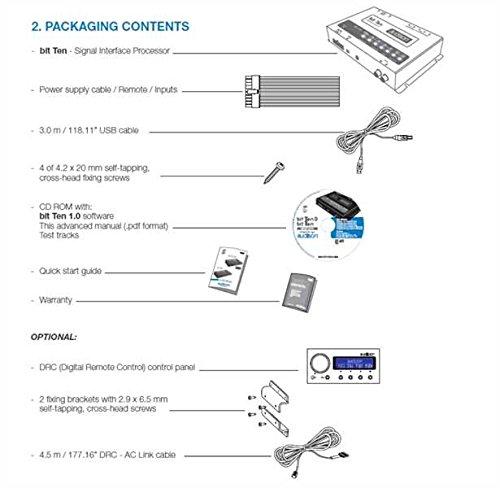 Audison-BitTen-Soundprozessor
