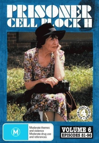 Prisoner: Cell Block H - Vol. 6 (Ep. 81-96) - 4-DVD Set ( Caged Women ) ( Women Behind Bars ) by Alan Hopgood (Woman-dvd Caged)