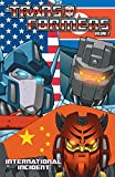 Image de Transformers (2010-2011) Vol. 2: International Incident