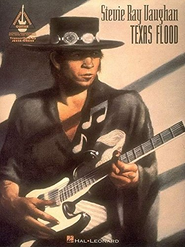 Stevie Ray Vaughan Texas Flood Guitar Recorded Version Gtr Tab Book (Guitar Recorded Versions)