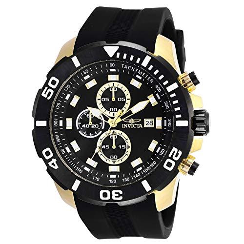 Invicta Pro Diver Reloj de Hombre automático Correa y Caja de Acero 27733