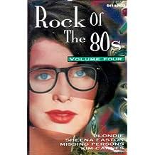 Rock of the '80s, Vol. 4: Modern Girls [Musikkassette]