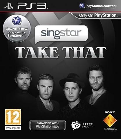 Ps3 Singstar - Singstar: Take That (PS3) [import