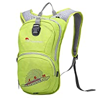 Mardingtop Hydration Pack for Outdoor Bicycle/Running/Camping/Cycling/Riding Rucksack, 32x16x51cm/22x12x44cm (Fruit Green 1, 22x12x44cm)