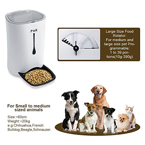 Zoom IMG-2 puppy kitty 6 5l alimentatore