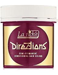 La Riche Directions Unisex Semi Permanent Haarfarbe, cerise, 1er Pack (1 x 89 ml)