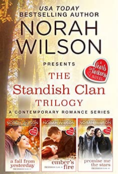 The Standish Clan Trilogy: Hearts of Harkness by [Wilson, Norah]