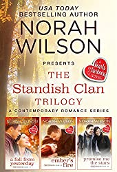 The Standish Clan Trilogy: Hearts of Harkness