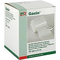 GAZIN Verbandmull 5mx10cm 8fach, 1 St preisvergleich bei billige-tabletten.eu
