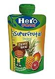 Hero Nanos Bolsita Fruta Tropical - 100 gr - , Pack de 6