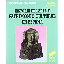Historia del arte y patrimonio cultural en España (Gestión turística)
