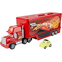 Mattel DXY87 Cars 3 Travel Time Mack Playset