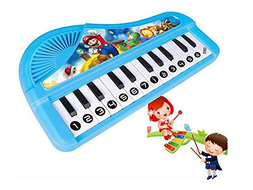 Best Musical Toys : Best baby gift electric cartoon keyboard musical toy