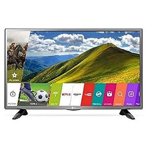 LG 80 cm (32 Inches) HD Ready LED Smart TV 32LJ573D (Mineral Silver) (2017 model)