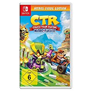 Crash Team Racing Nitro Fueled – Nitros Oxide Edition – [Nintendo Switch]