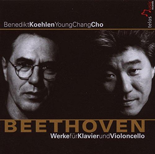 Chang Young Klavier (Werke für Klavier und Violoncello)