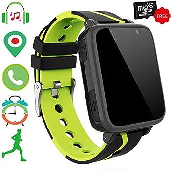 Niños Smartwatch Teléfono Música: Amazon.es: Electrónica