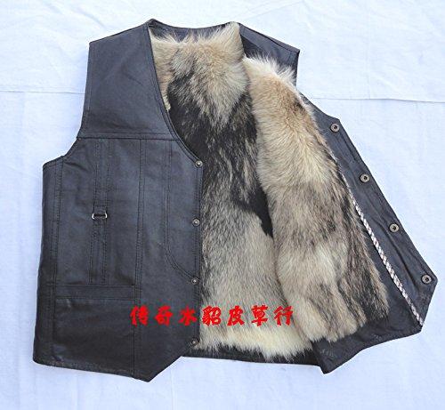 Abbigliamento uomo cotone|uomini Coat Giacca invernale uomo Giubbotto imbottito | Gilet camicia |v collare invernale gli uomini di mezza età cappotti Black