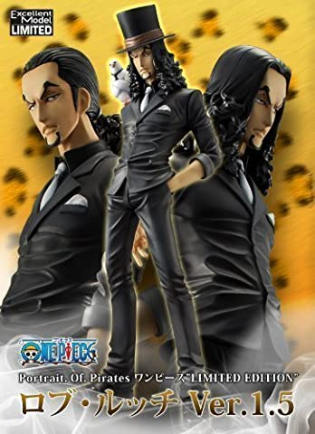 P.O.P. - ONE PIECE: Rob Lucci Ver.1.5 [Limited