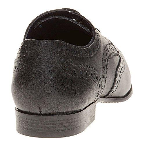 Silver Street Portman Homme Chaussures Noir Noir