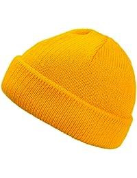 de5aed6020423 4sold Worm Unisex Men Boys Womens Girls Winter Hat Wool Knitted Beanie  Fleece Cap SKI Snowboard