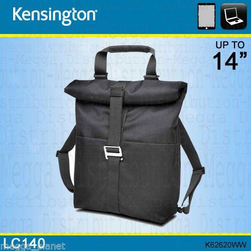 Kensington lc14013/35,6cm Convertible Laptop + Tablet Rucksack/Tragetasche k62620ww (Laptop-und Tablet-tragetasche)