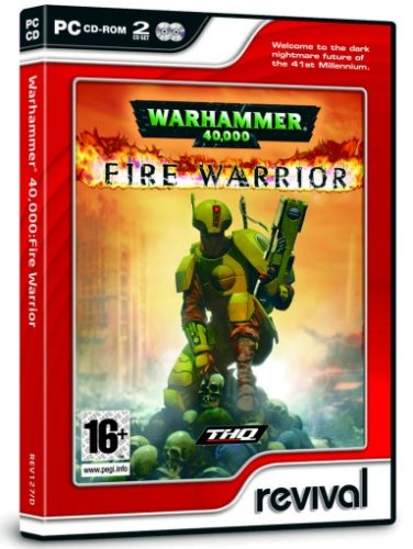Warhammer 40,000: Fire Warrior (PC CD) [Edizione: Regno Unito]