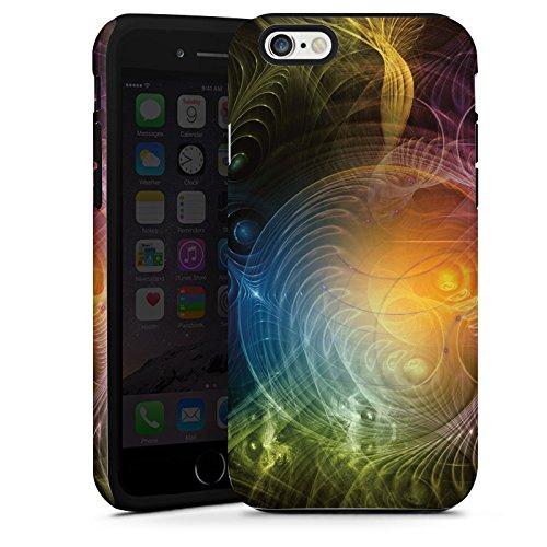 Apple iPhone 5 Housse Étui Silicone Coque Protection couleurs Motif Motif Cas Tough terne