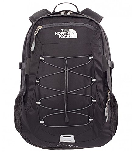 The North Face Zaino Borealis Classic, TNF Black/Asphalt Grey, Taglia Unica
