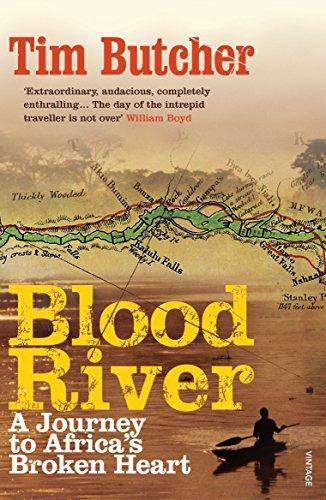 Blood River: A Journey to Africa's Broken Heart por Tim Butcher