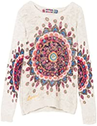 Desigual Goethe, Sweat-Shirt Fille