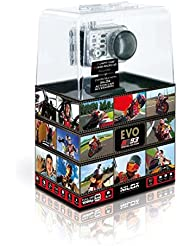 Nilox 13NXAKFHSL006 EVO MM93 Aktionkamera Full HD 1080p, 60 fps silber