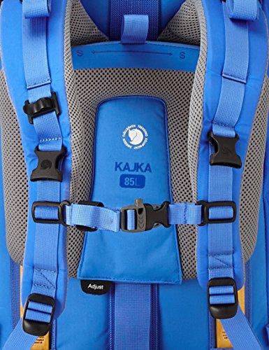 Fjällräven Trekking Rucksack Kajka, 100L Un Blue