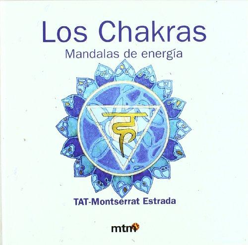 Los Chakras. Mandalas de energía (Mandalas (mtm)) por TAT