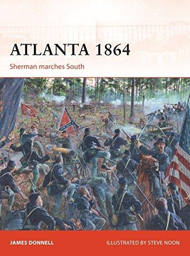 Atlanta 1864: Sherman marches South (Campaign)