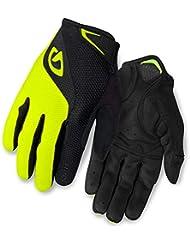 Giro - Bravo LF, color amarillo,negro, talla M