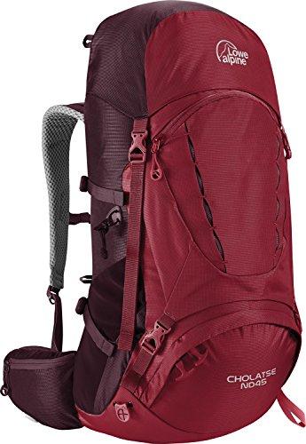Lowe Alpine Cholatse ND 45 - Mochila - rojo 2017