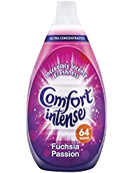 Comfort Fuchsia Passion Fabric Conditioner 64 Wash, 960 ml