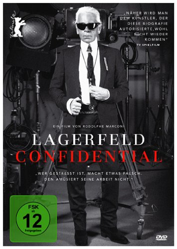 Lagerfeld Confidential (Mode Lagerfeld Karl)