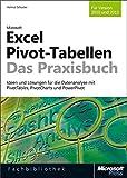 Microsoft Excel Pivot-Tabellen - Das Praxisbuch: Ideen und Lösungen für die Datenanalyse mit PivotTables, PivotCharts und PowerPivot. Für Excel 2010 und Excel 2013