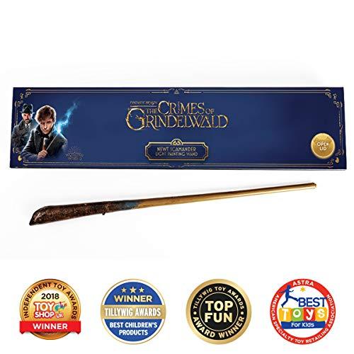 (J.K. Rowling's Wizarding World WW-1058 Lichtmalstab Newt Scamander Elektronisches Zubehör)
