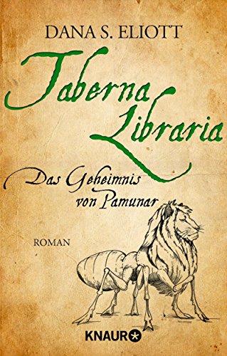 Buchseite und Rezensionen zu 'Taberna Libraria - Das Geheimnis von Pamunar' von Dana S. Eliott